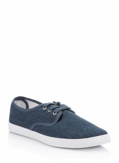 DeFacto Düz Spor Ayakkabı Mavi